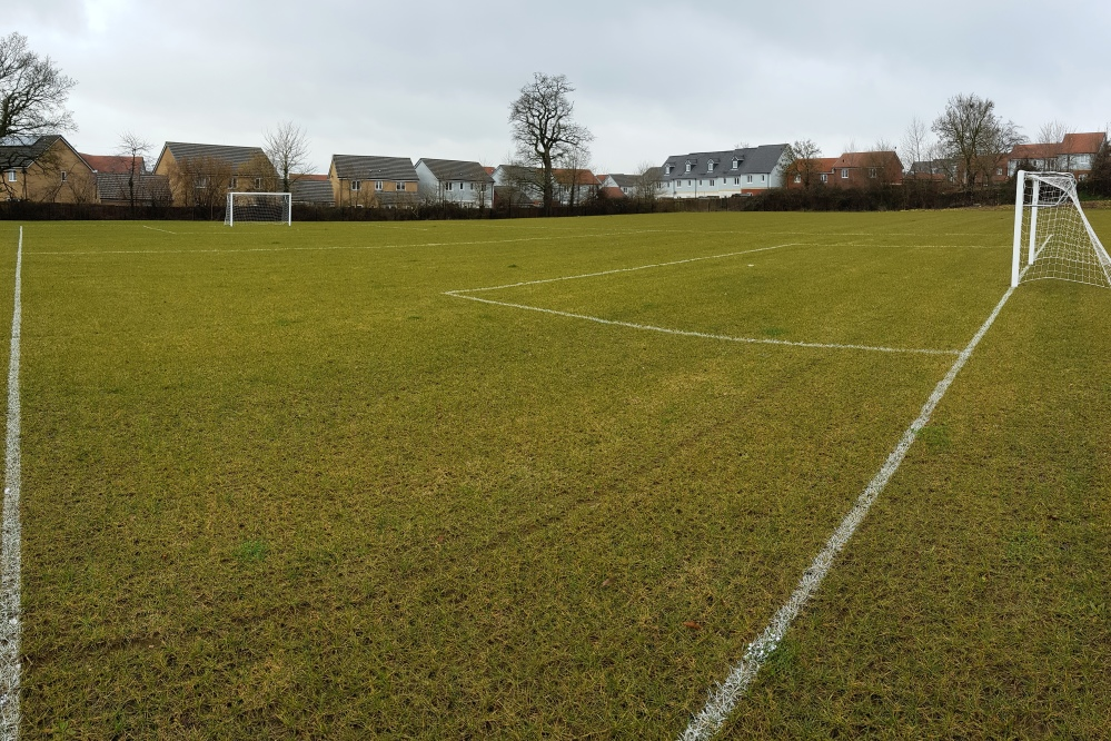 New playing fields